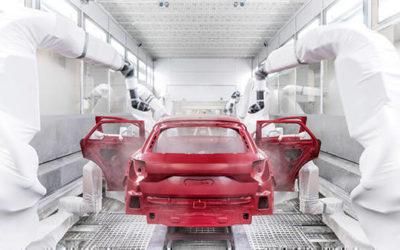 Otomobil Üretim ve Boyama